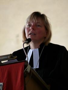 2012 Reformationstag - Dekanin Dr. Edda Weise