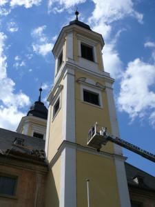 2008 KiTa- und Kirchenrenovierung