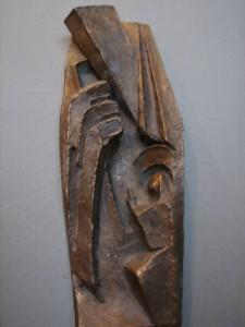 Drei Frauen am Grabe  Bronze ohne Jahr