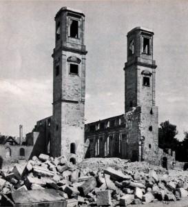 Kirche 1945