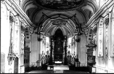Kirche Chorraum