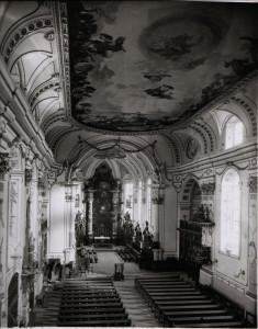 Kirche Kirchenschiff