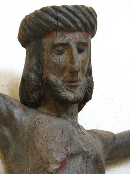 Kirche Niederdeutscher Christus