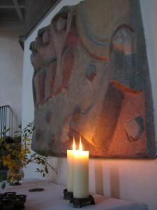 Kirche Steinigung Stephanus
