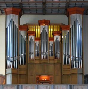 Die Weigle-Rensch-Orgel März 2015