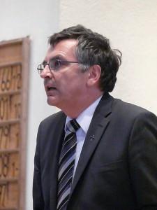 Domkapitular Dr. Helmut Gabel