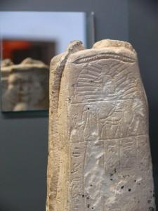 Horusknabe mit Krokodilen und Schlangen, ca. 200-100 v. Chr.