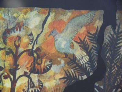Taube als Symbol der Weisheit und Liebe