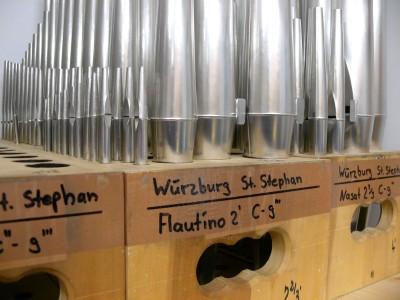 Fa. Rensch Orgelbau Lauffen a.N.