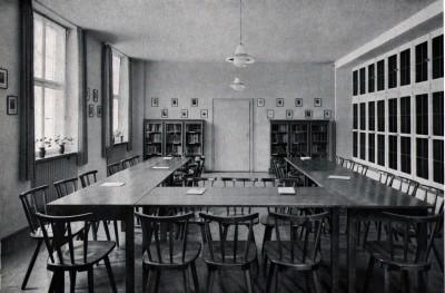 Stephanshaus Kapitelsaal